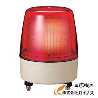 パトライト 中型LEDフラッシュ表示灯 XPE-24-R