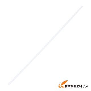 パンドウイット 自在ブッシュ 溝付き・定尺タイプ ナチュラル GE255-L