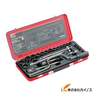 TRUSCO ソケットレンチセット 差込角12.7mm 24S TSW4-24S