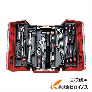 KTC 9.5sq.工具セット(両開きプラハードケース)[53点組] SK3536P