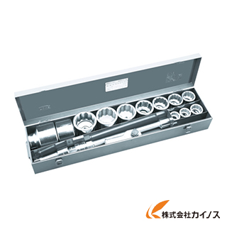 TONE ソケットレンチセット ISO 250MISO