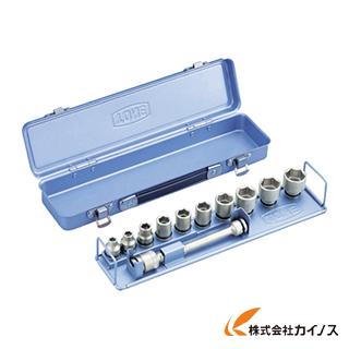 TONE インパクト用ソケットセット(メタルトレー付) 12pcs NV3102