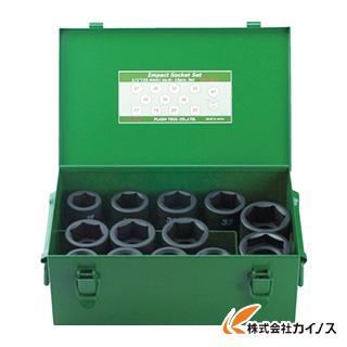 FPC インパクト セミロングソケット セット 差込角25.4mm 13pc 8WA-S13