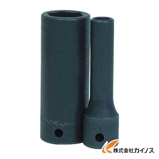 WILLIAMS 3/4ドライブ ショートソケットセット 6角 8個 インパクト JHWMS-6-8H