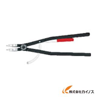 KNIPEX 252-400mm 穴用スナップリングプライヤー 4410-J6