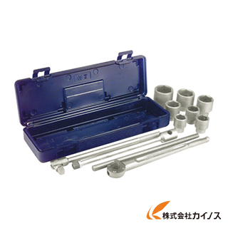 Ampco 12角ソケットセット7個 AMCW-291M