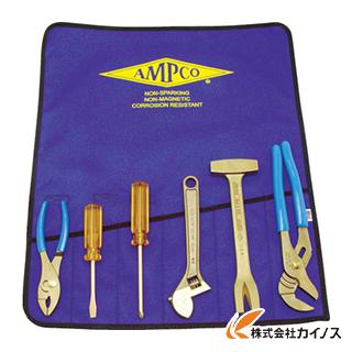 Ampco AMCM-47Ampco 防爆6ピース工具セット AMCM-47, TOKYO ART FILE:41845539 --- ww.thecollagist.com