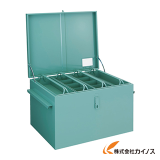 TRUSCO 大型車載用工具箱 中皿付 1400X750X590 F-1400
