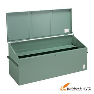 TRUSCO 大型車載用工具箱 棚1段付 1400X520X650 FT-14000