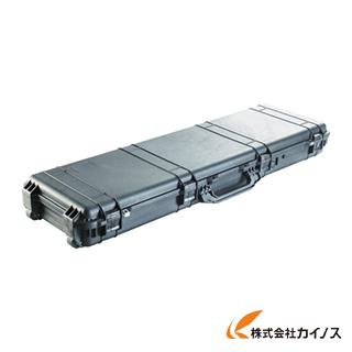 【誠実】 PELICAN 店 1750 1346×406×155 1750NFBK:三河機工 (フォームなし)黒 カイノス-DIY・工具