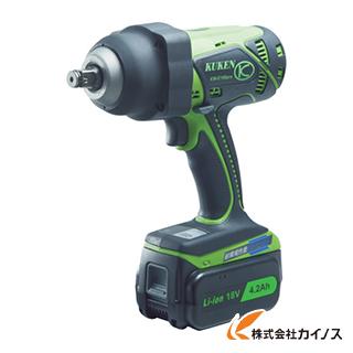空研 充電インパクトレンチ12.7mm角 KW-E190PROS