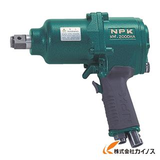 NPK ワンハンマインパクトレンチ 25405 NW-2000HA