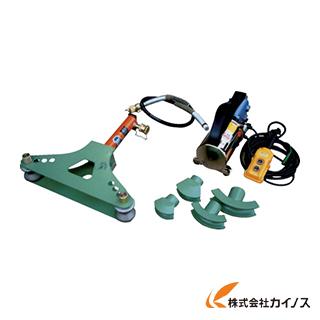 衝撃特価 PB-LC1E:三河機工 電動油圧式パイプベンダー TAIYO 店 カイノス-DIY・工具