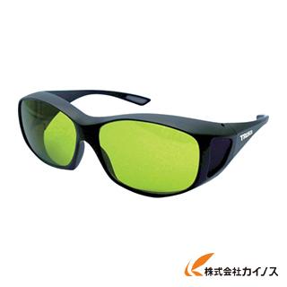 TRUSCO レーザー用保護メガネオーバーグラス YAG用 TLSOG-YG