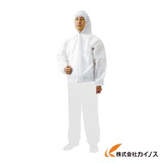 TRUSCO 不織布使い捨て保護服ズボン 3L(80入) TPC-Z-3L-80