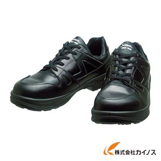 シモン 安全靴 短靴 8611黒 27.5cm 8611BK-27.5