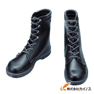 シモン 安全靴 長編上靴 7533黒 27.0cm 7533N-27.0