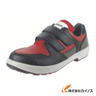 シモン トリセオシリーズ 短靴 赤/黒 26.5cm 8518RED/BK-26.5