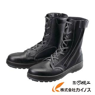 シモン 安全靴 長編上靴 WS33黒C付 25.5cm WS33C-25.5