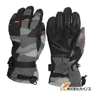 環境安全用品 作業手袋 防寒手袋 新作通販 おたふく L ダブルタイプ ホットエースプロ 直営限定アウトレット HA-326-L