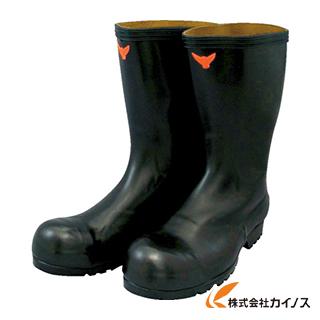 SHIBATA 安全耐油長靴(黒) SB021-24.0
