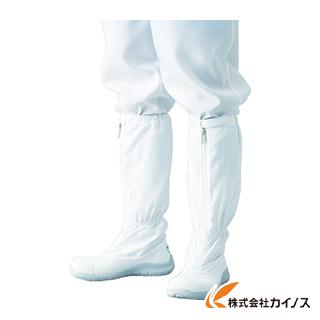 ADCLEAN シューズ・安全靴ロングタイプ 24.0cm G7760-1-24.0