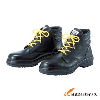 ミドリ安全 静電中編上靴 25.5cm RT920S-25.5