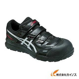 アシックス ウィンジョブCP102 ブラックXシルバー 27.5cm FCP102.9093-27.5