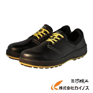 シモン 安全靴 短靴 WS11黒静電靴K 29.0cm WS11BKSK-29.0