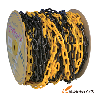 ミツギロン プラチェーン 6mm 黄黒トラ PC-YB6