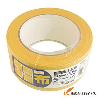 オカモト 布テープカラーOD-001 黄 OD-001-Y (30巻)