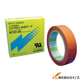 日東 ニトフロン粘着テープ No.9230S 0.1mm×38mm×33m 9230SX10X38