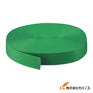 高級 環境安全用品 梱包結束用品 結束ベルト 新作入荷!! TRUSCO 緑 PPB-5050 PPベルト幅50mmX長さ50m GN