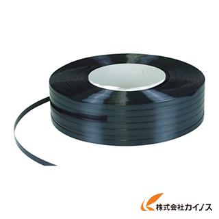 ツカサ 重梱包エステルバンド メタルシール用 幅16×厚み0.5×長さ1100m G-165 (2巻)
