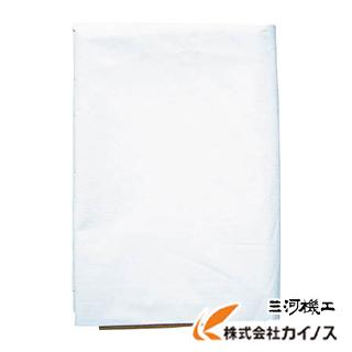 萩原 ホワイト防炎シート 5.4x7.2m WHBO5472Y