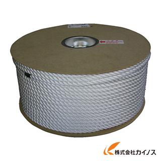 ユタカ ナイロン3ツ打ロープドラム巻 9φ×150m PRJ-5