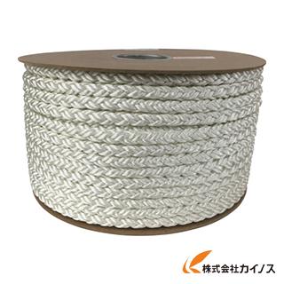 ユタカ ポリエステルクロス係留ドラム巻 9φ×150m 白 PRD-5