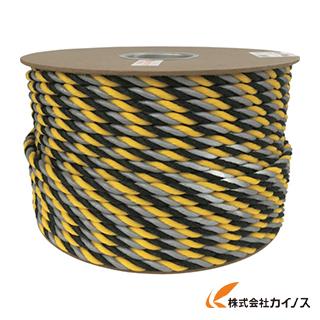ユタカ 反射標識ロープ 12φ×100m PRYH-2