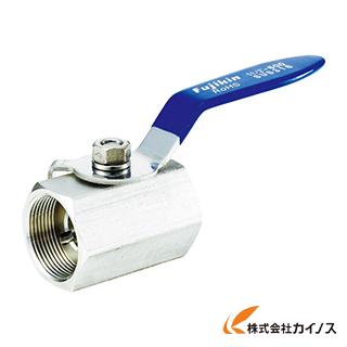 フジキン ステンレス鋼製3.92MPaミニボール弁40A(1 1/2) UBV-14H-R