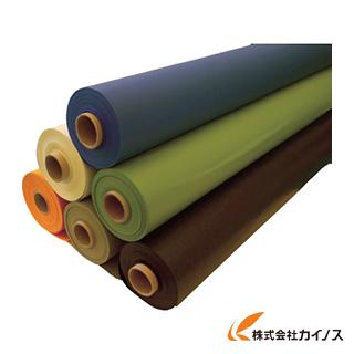 TRUSCO ターポリンシート オレンジ 1850X50M 0.35mm厚 TPS1850R-OR