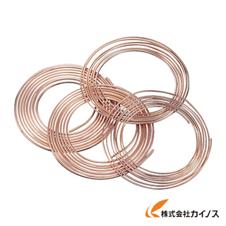 SUMITOMO 空調冷媒用軟質銅管10mコイル NDK-1010-10