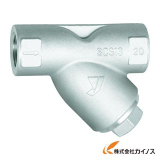 ヨシタケ Y形ストレーナ(80メ) 15A SY-17-80M-15A