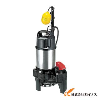 ツルミ 樹脂製雑排水用水中ハイスピンポンプ 60Hz 50PNA2.4S 60HZ