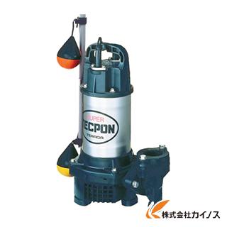 寺田 汚水用水中ポンプ 自動 60Hz PGA-400T 60HZ