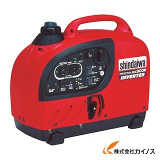 新ダイワ 防音型インバーター発電機 0.9kVA IEG900M-Y