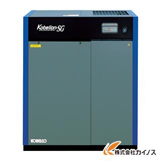 コベルコ 油冷式スクリューコンプレッサー SG100AD3-7.5