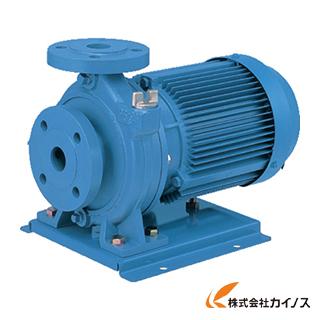 エバラ 片吸込渦巻ポンプ 口径65X50mm 1.5kW 50HZ 65X50FSED51.5E