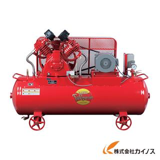 富士 汎用空冷二段圧縮コンプレッサ 60Hz W-35PMT-6