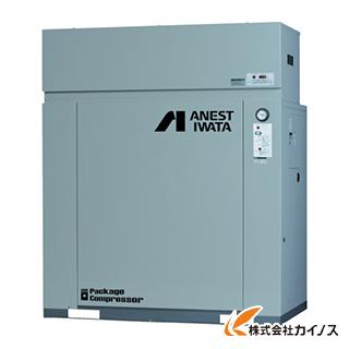 アネスト岩田 パッケージコンプレッサ D付 11KW 60Hz CLP110EF-8.5DM6