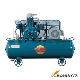 富士 汎用形空冷コンプレッサー3.7KW 60Hz FS-37PMT-60